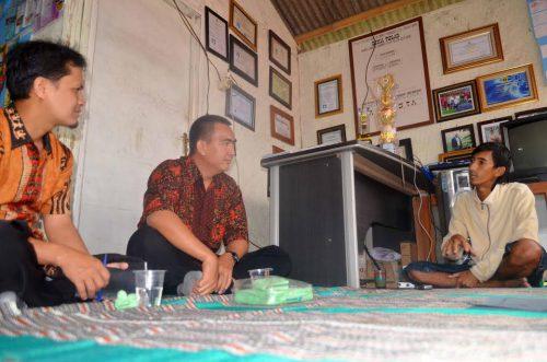 Kabupaten Lampung Barat Pelajari KIM Bina Tular