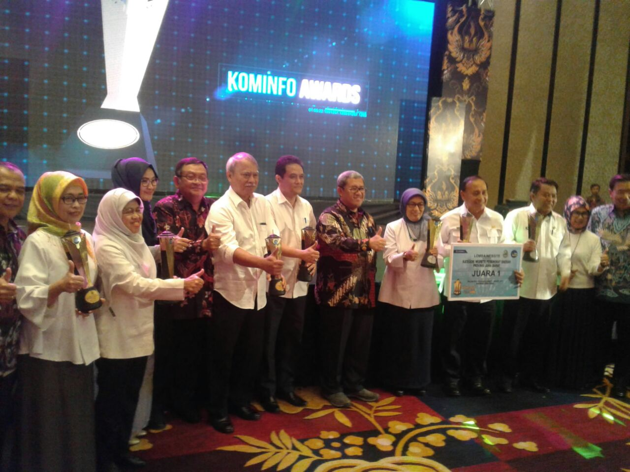 Kominfo Awards 2017