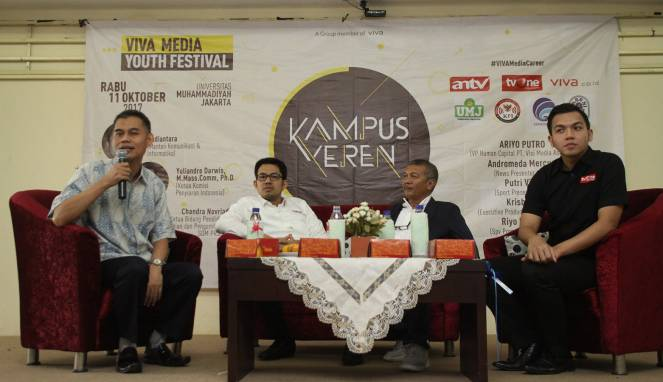 Hadapi Kemajuan Teknologi, Industri Penyiaran Harus Inovatif