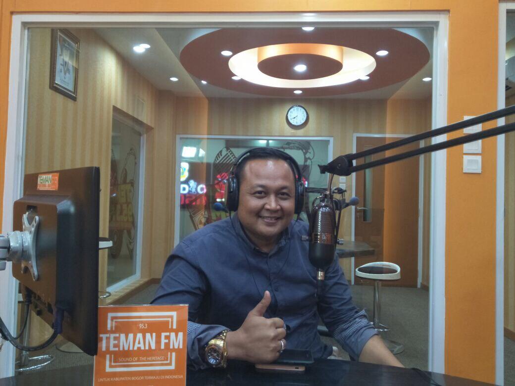 Dari Dialog Sumpah Pemuda di Radio Tegar Beriman 95,3 FM
