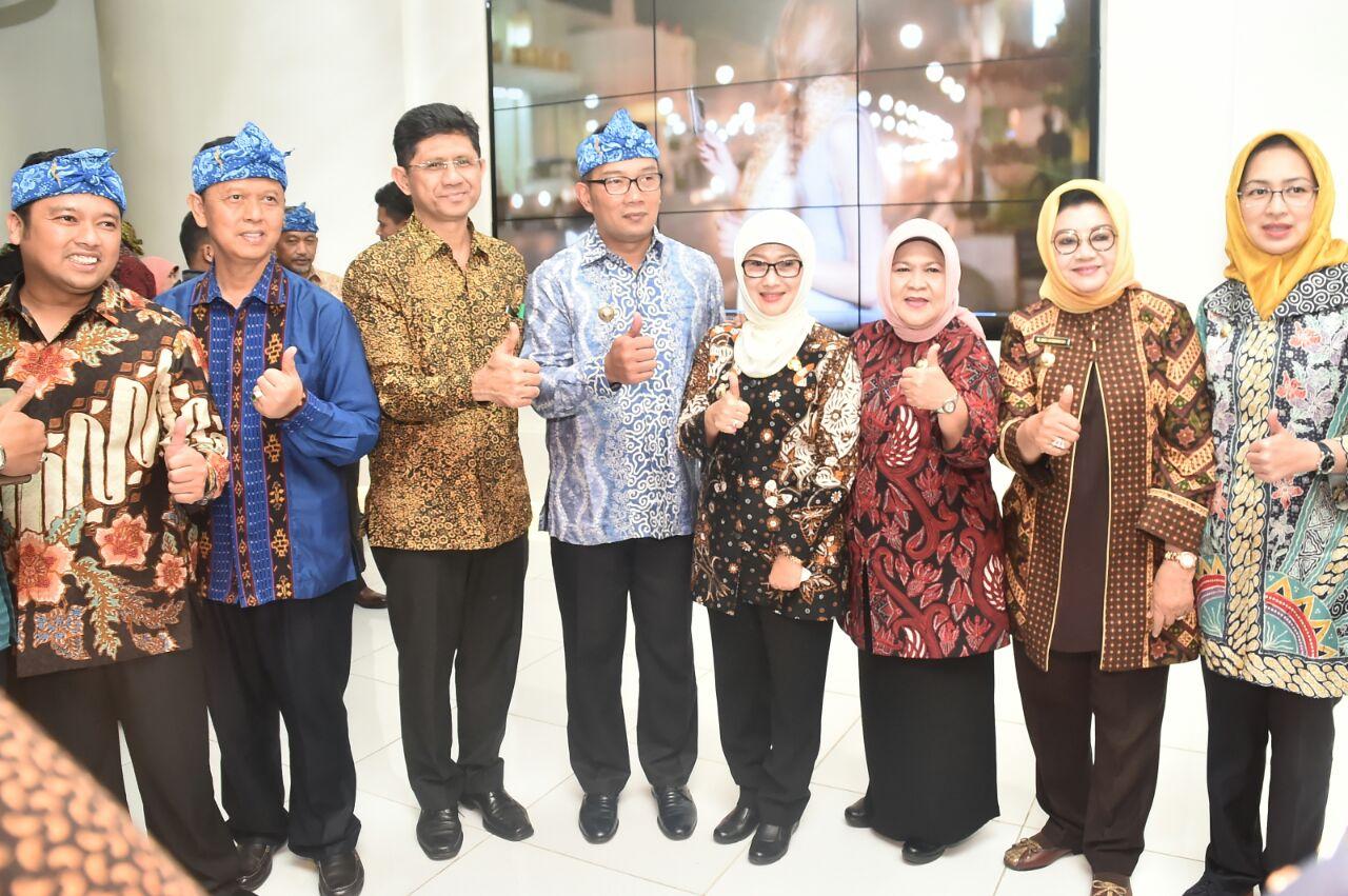 Pemkab Bogor Dan Pemkot Bandung Jalin Kerjasama Terkait Implementasi Aplikasi Smart City dan e-Government