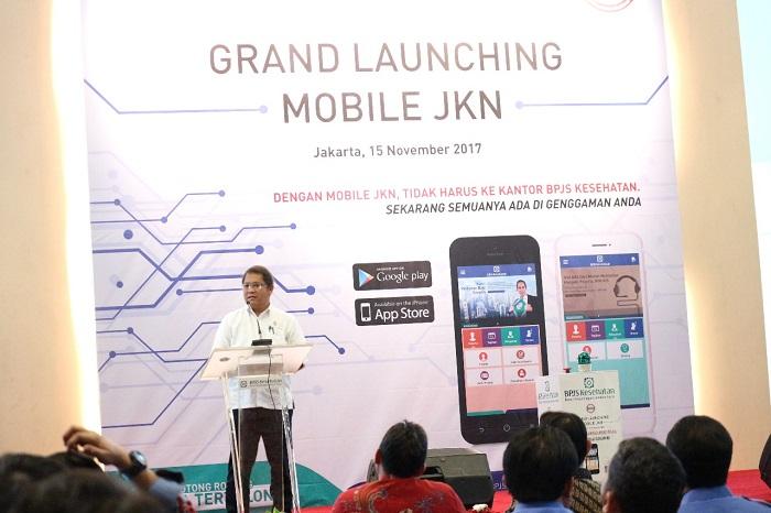 Menkominfo Apresiasi Aplikasi Mobile JKN