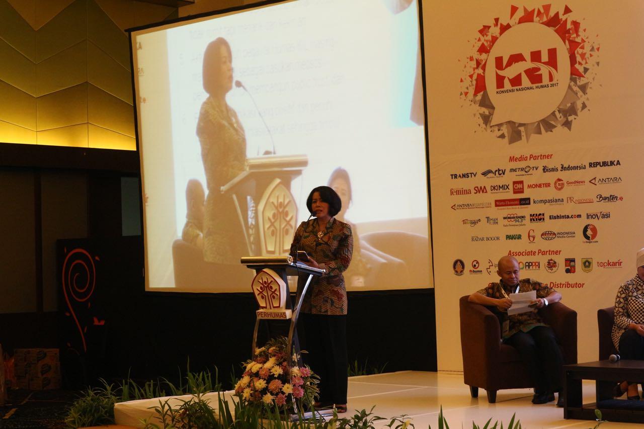 SIARAN PERS III KONVENSI NASIONAL HUMAS  2017