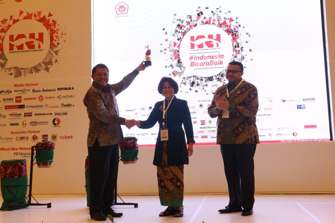 SIARAN PERS II KONVENSI NASIONAL HUMAS 2017