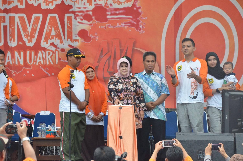 Permudah Pelayanan, Bupati Bogor Launching Paten Online