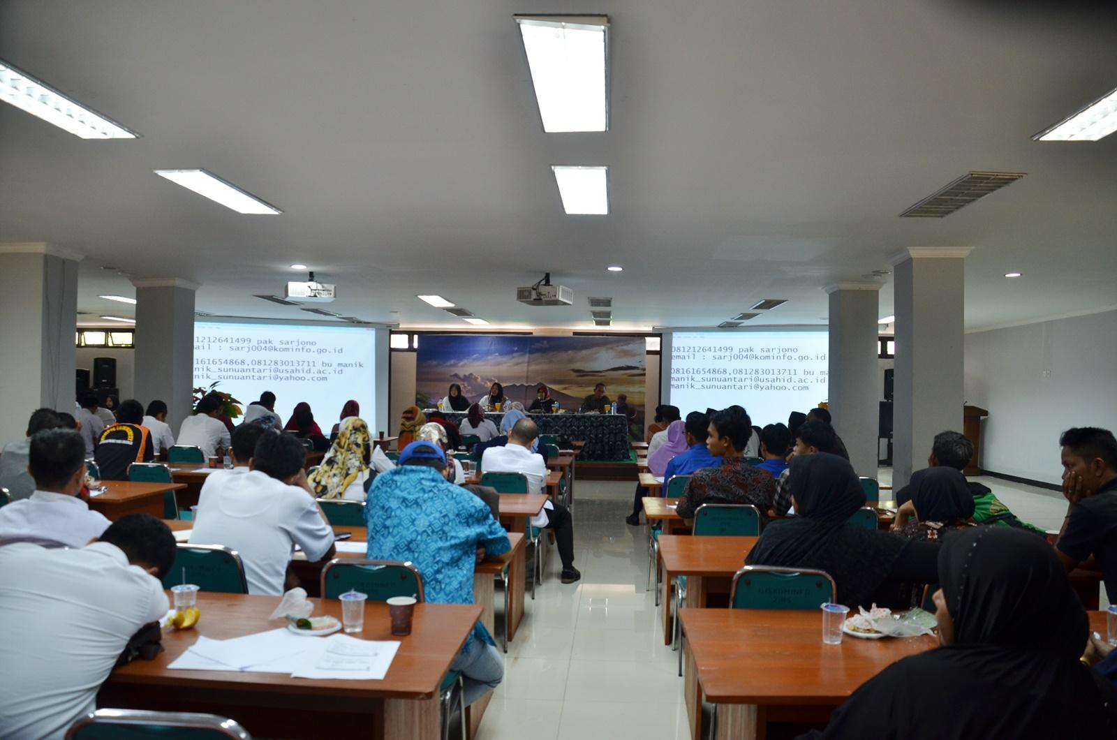 Manfaatkan Peran KIM Untuk Menciptakan Pembangunan Daerah  Kabupaten Bogor Sesuai Aspirasi Masyarakat