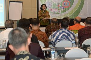 Dirjen IKP: Media Center untuk Jalur Informasi Pusat-Daerah