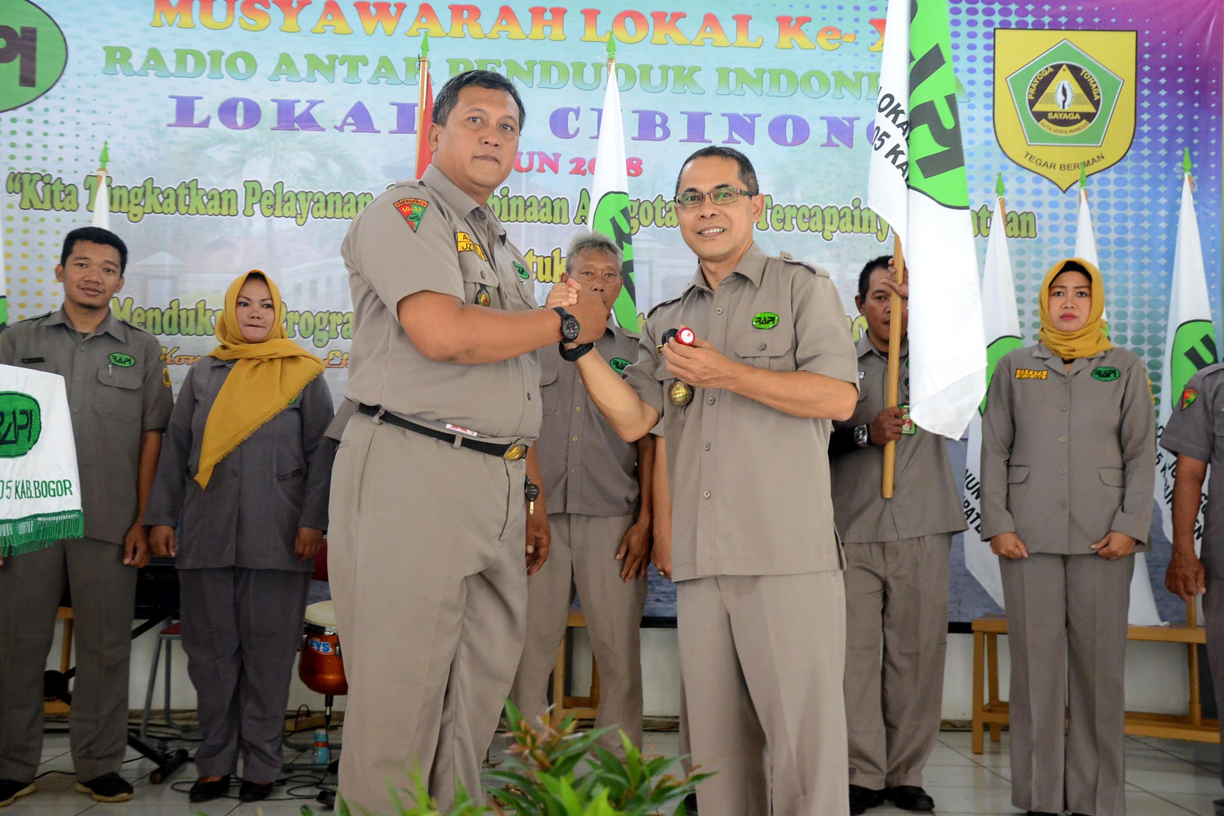 RAPI Harus Tangkal Hoax Di Pilkada Kabupaten Bogor