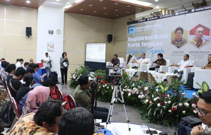 Registrasi Ulang Prabayar Buat Kehidupan Dunia Maya Lebih Sehat