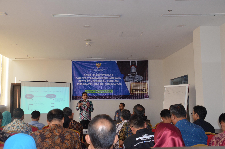 KPID Jabar Tunjuk Kabupaten Bogor Jadi Ketua ASOSIASI LPPL Se-Jabar