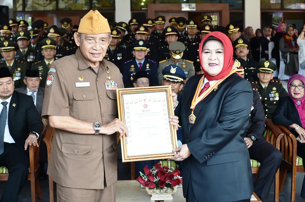 Bupati Bogor Jabarkan Pencapaiannya Di Hari Jadi Bogor Ke-536 Tahun