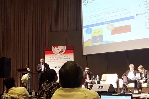 Kominfo Promosikan Implementasi 5G dalam Konferensi Tahunan ke-4 Manajemen Spektrum ITU Regional Asia Pasifik