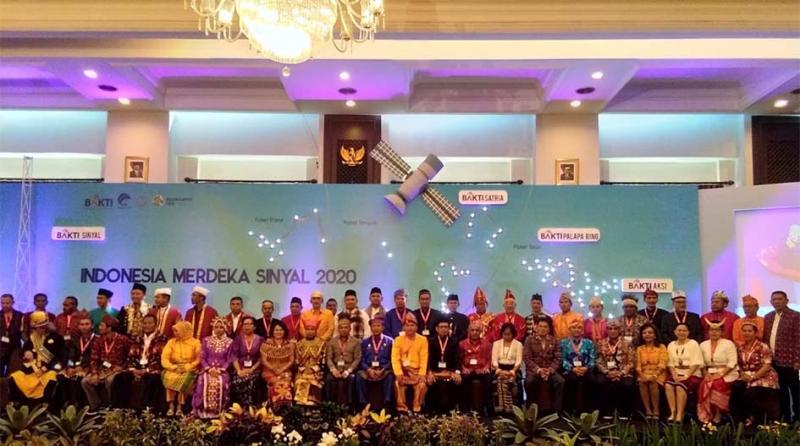 Pastikan Indonesia Merdeka Sinyal 2020, Kominfo Libatkan Pemda
