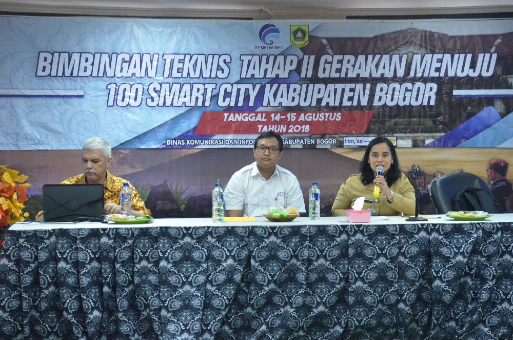 Bimtek Smart City Tahap 2