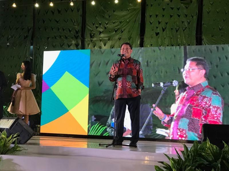 Menkominfo: Manfaatkan Asian Games untuk Jaga Persatuan Indonesia