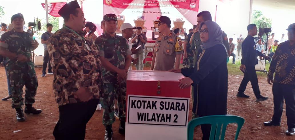 Kabupaten Bogor Gelar Pilkades Serentak di 273 Desa