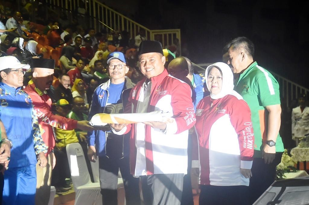 Kabupaten Bogor Juara Umum Porda Jabar XIII Jawa Barat