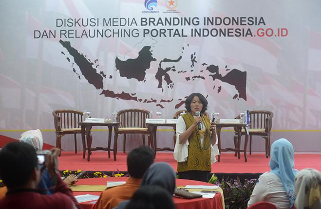 Tak Hanya Sajikan Berita, Ada Info Layanan Publik di Portal indonesia.go.id