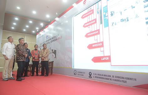 Jadikan Portal indonesia.go.id Penyebar Ideologi Pancasila dan Penangkal Hoaks