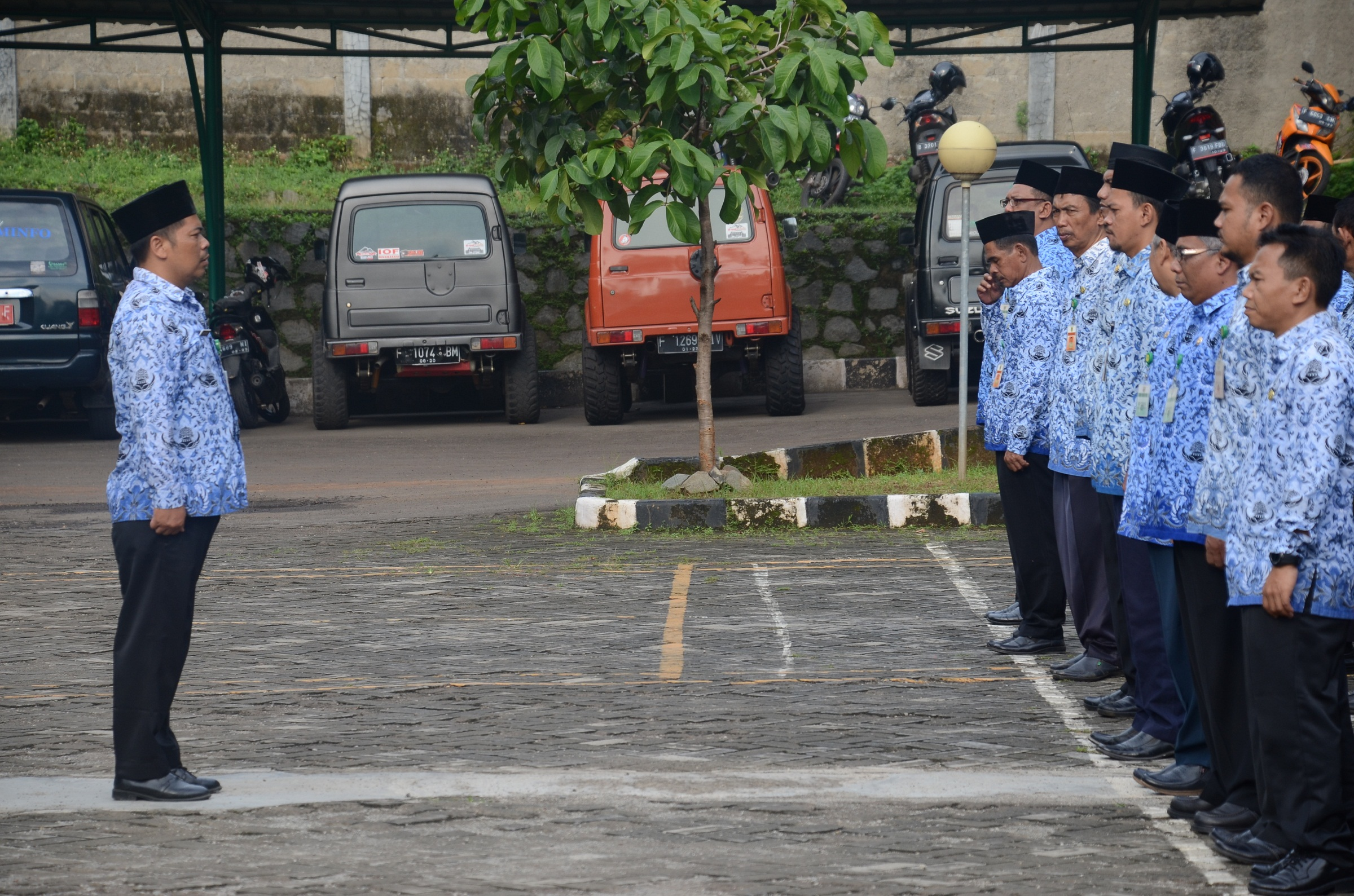 Tingkatkan Disiplin ASN Kabupaten Bogor Pemkab Bogor Akan Gelar Operasi Penyelengaraan Disiplin ASN