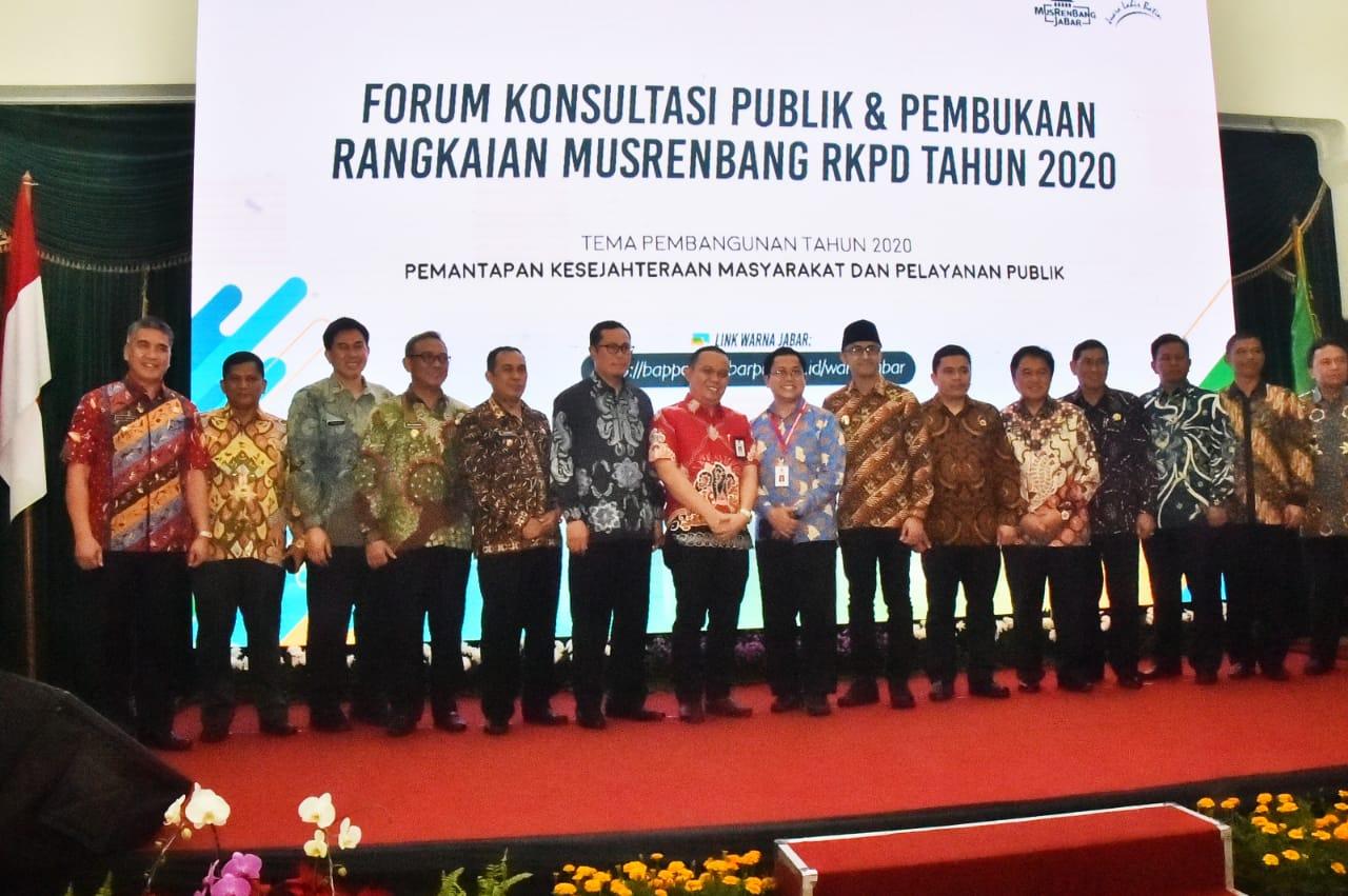 Program Kabupaten/ Kota Harus Selaras Dengan Program Provinsi