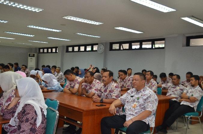 Diskominfo Kabupaten Bogor Ajak Pegawai Tingkatkan Kinerja Melalui Spiritual