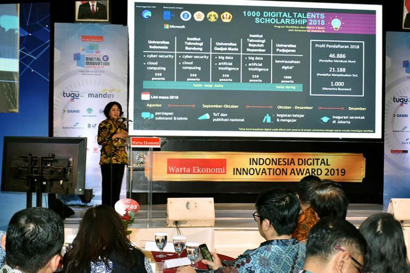 Kominfo Perkuat Fasilitasi untuk Kembangkan Inovasi Digital