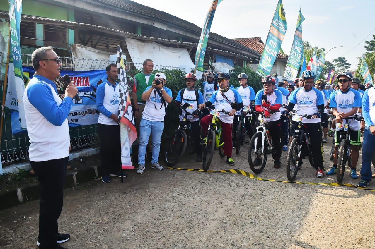 Pemerintah Kabupaten Bogor Terus Dorong 4 Kecamatan Menjadi Kawasan Minapolitan  Release Diskominfo Kabupaten Bogor