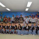 Ajak Pelajar Lawan Hoax dan Konten Negatif Medsos, Kemenkominfo RI Gandeng Radio Teman Kabupaten Bogor Siaran Langsung Dengan LPPL Radio di 17 Daerah Se-Indonesia