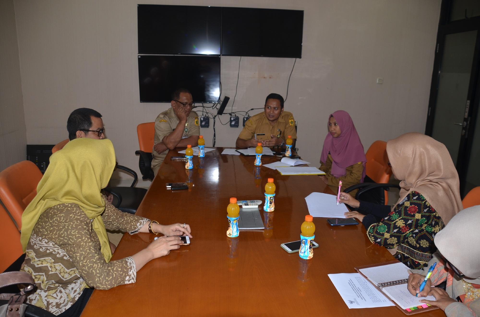 Komisi Informasi Jabar Lakukan Uji Petik