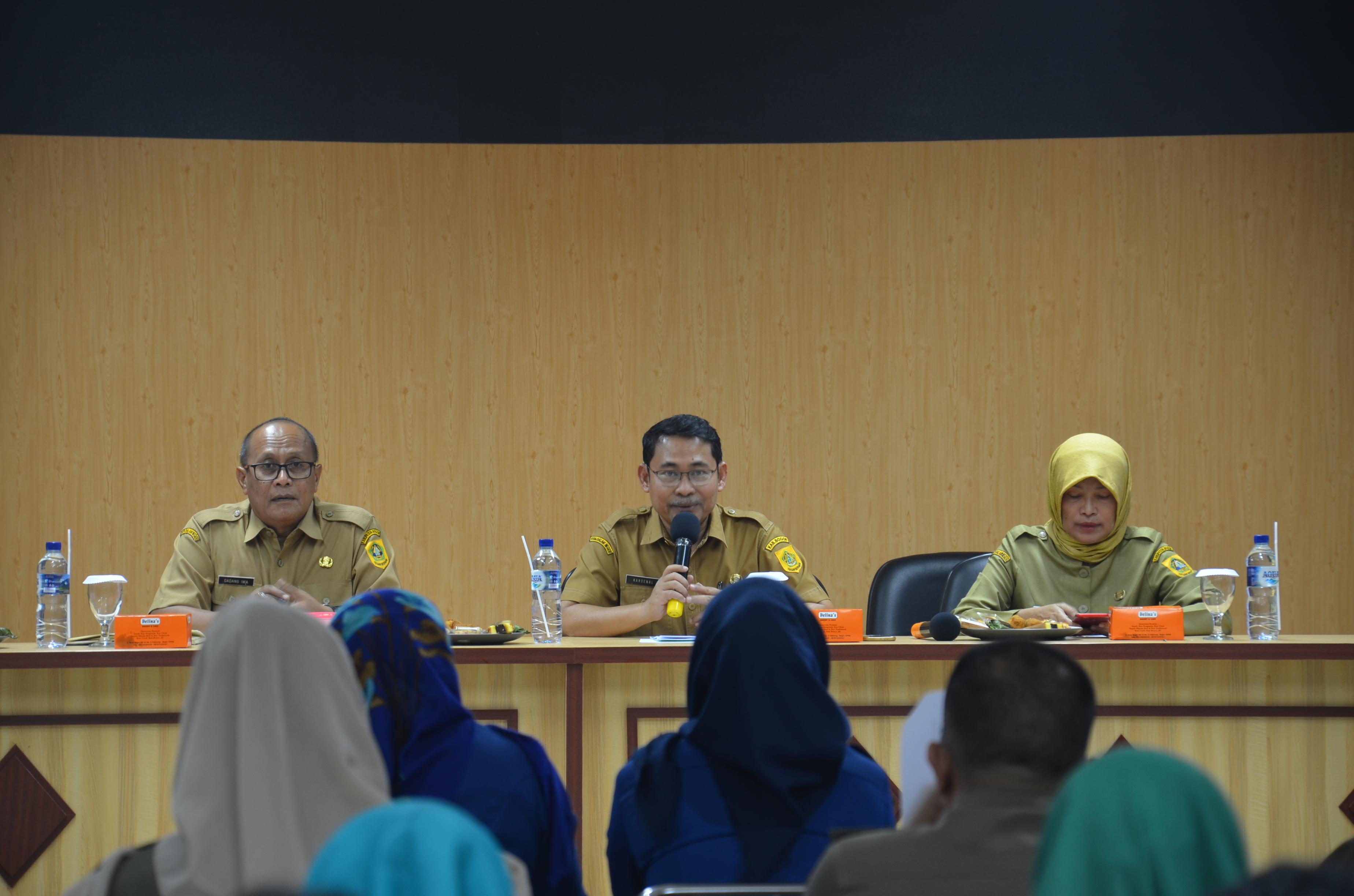 Diskominfo Kabupaten Bogor Tingkatkan SDM Dalam Pengelolaan Informasi
