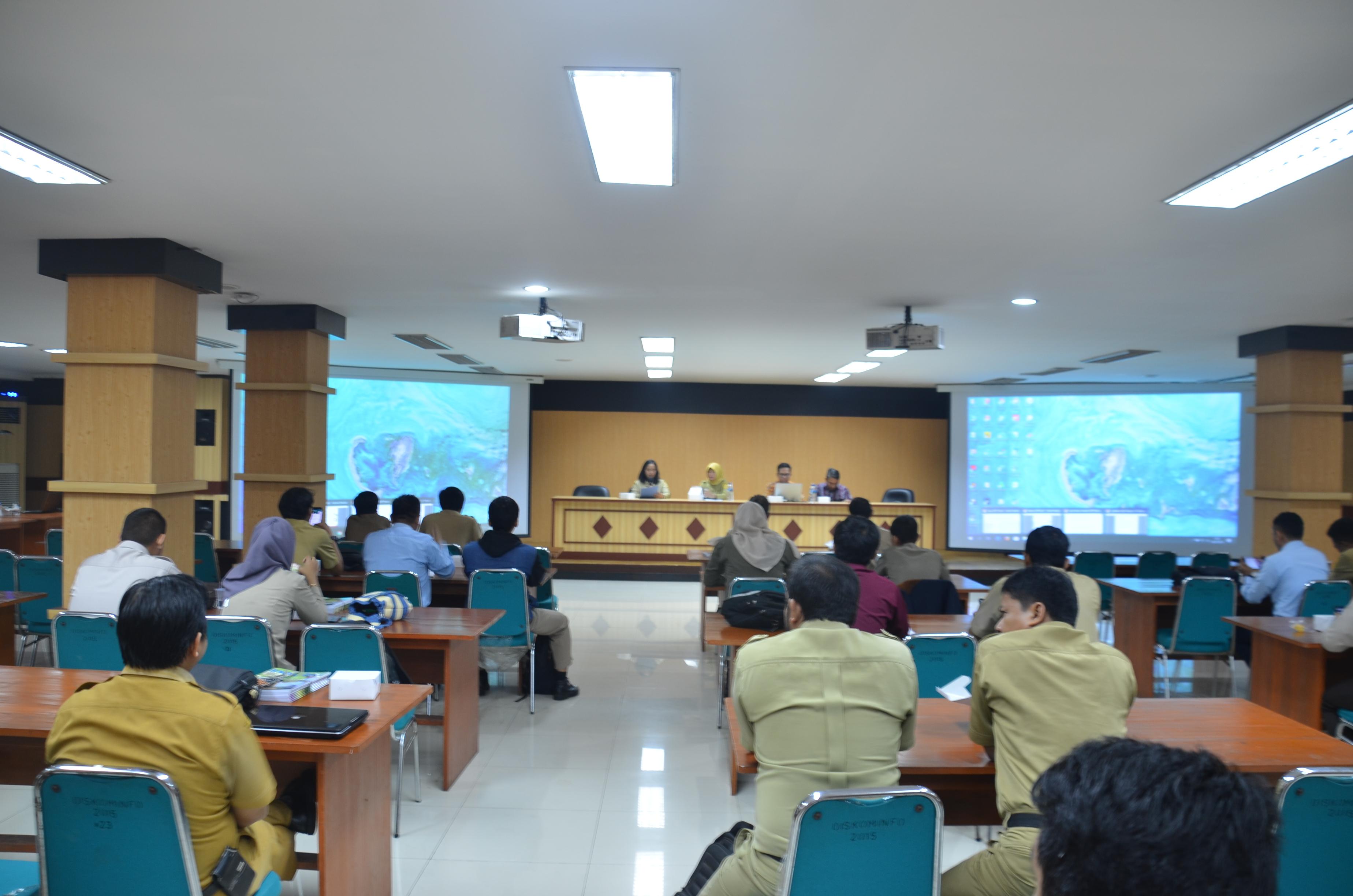 Diskominfo Kabupaten Bogor Bangun SIRUP Lokal Untuk Mempercepat dan Meningkatkan Transparansi Proses Pengadaan Barang dan Jasa