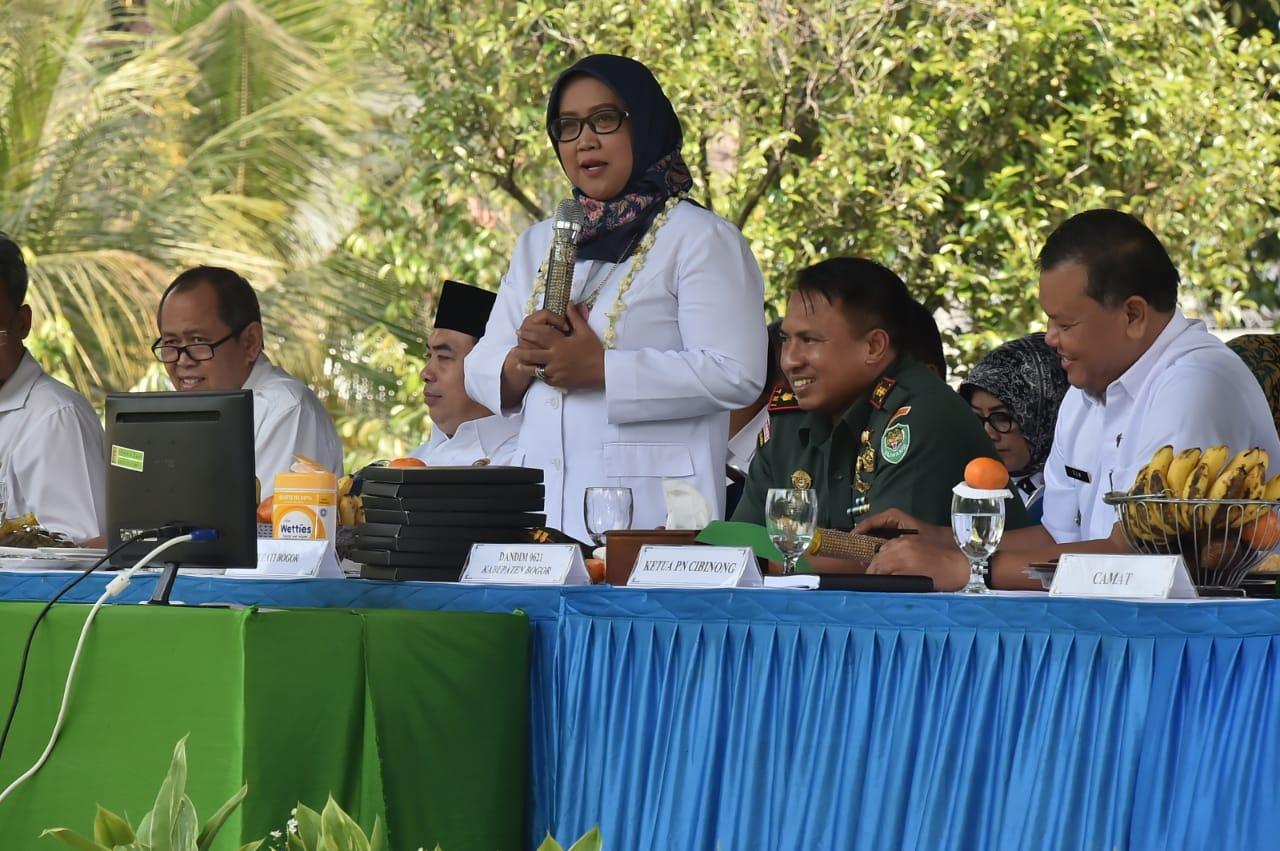Bupati Bogor Janjikan Peningkatan Pariwisata di Kecamatan Caringin