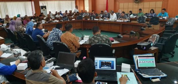 Wakil Bupati Bogor Ingin Jadikan Diskominfo Sebagai Pusat Data Informasi