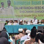 Bupati Bogor Dukung Penuh 9 Program Prioritas Kecamatan Leuwisadeng