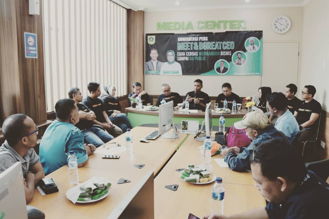 Pemkab Bogor Ajak 700 UMKM dan IKM Naik Level Jadi Pengusaha Besar Go Publik