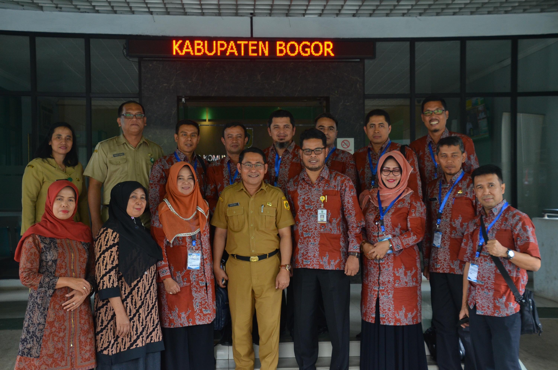 Diskominfo Jadi Lokus Bechmarking Diklat PIM III Provinsi Sumbar