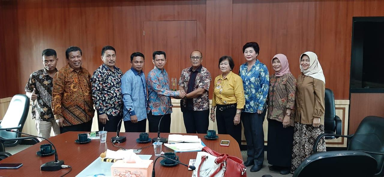 DPRD Kabupaten Bangka Pelajari Perda RPMT