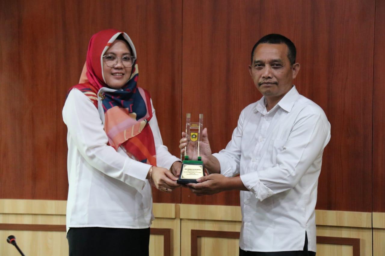 Diskominfo Kabupaten Garut Datangi Diskominfo Kabupaten Bogor Untuk Bertukar Informasi