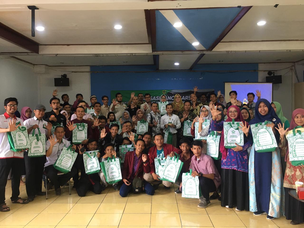 Mahasiswa dan Masyarakat Leuwiliang Diajak Aktif Kenalkan Sport And Tourism Lewat Pancakarsa