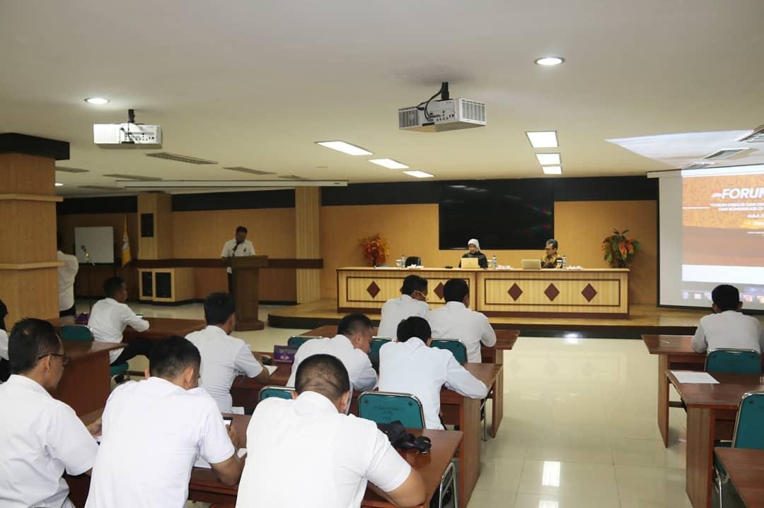 Pengelola kehumasan Harus Lebih Kreatif dalam Mempublikasikan  Program Pemerintah Kabupaten Bogor