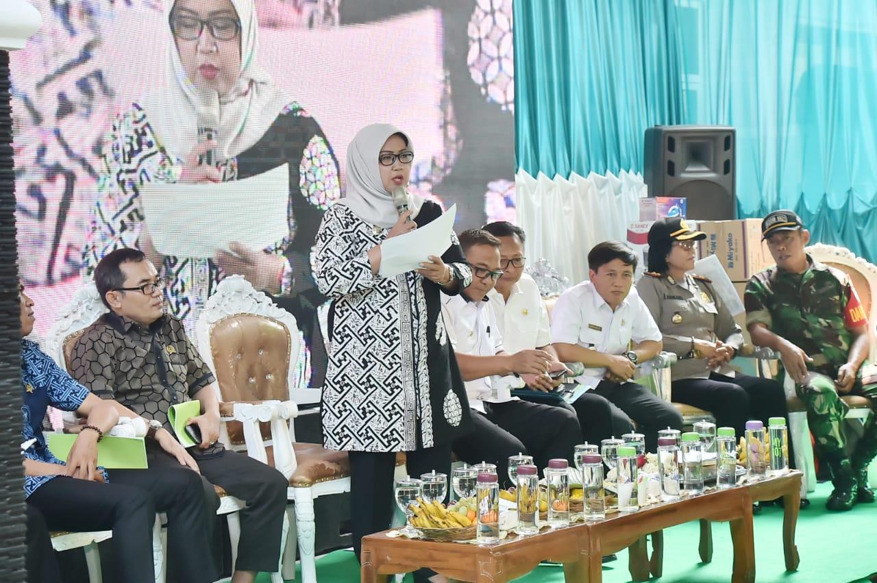 Bupati Bogor Diguyur Curhat Masalah Pendidikan dan Kesehatan di Kecamatan Tenjolaya