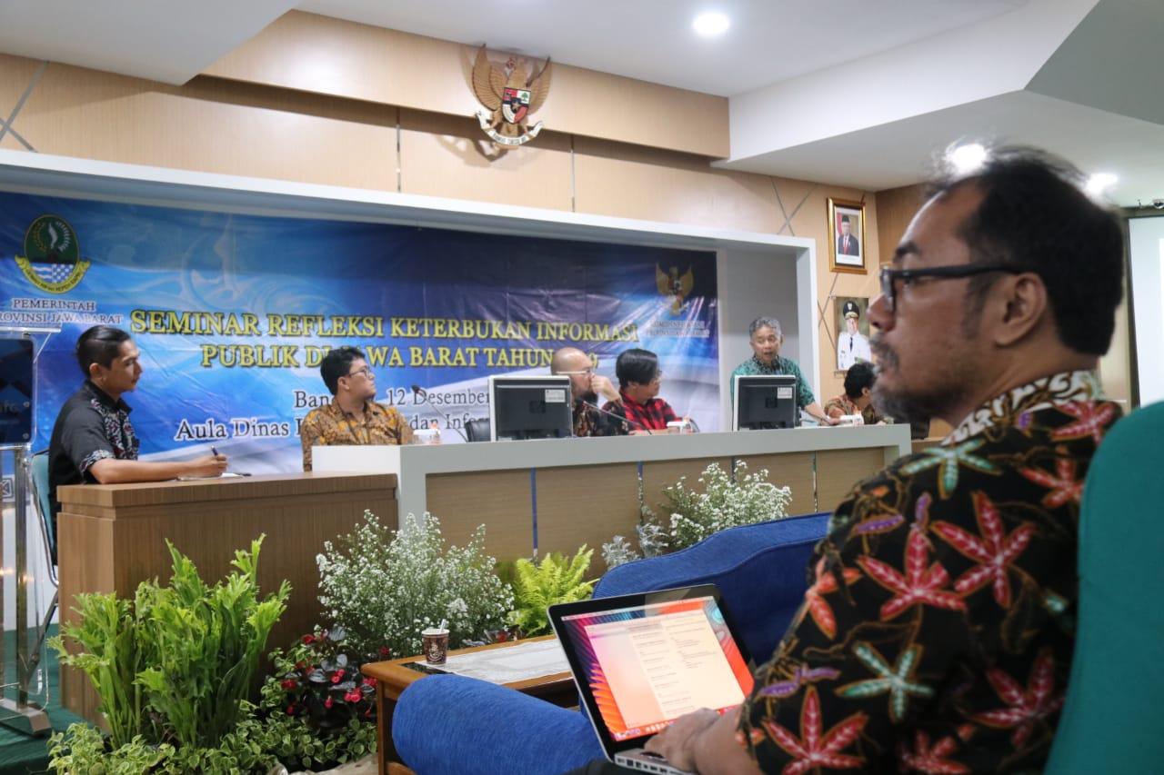 KI Jabar Harap Badan Publik Terus Tingkatkan Pelayanan Informasi
