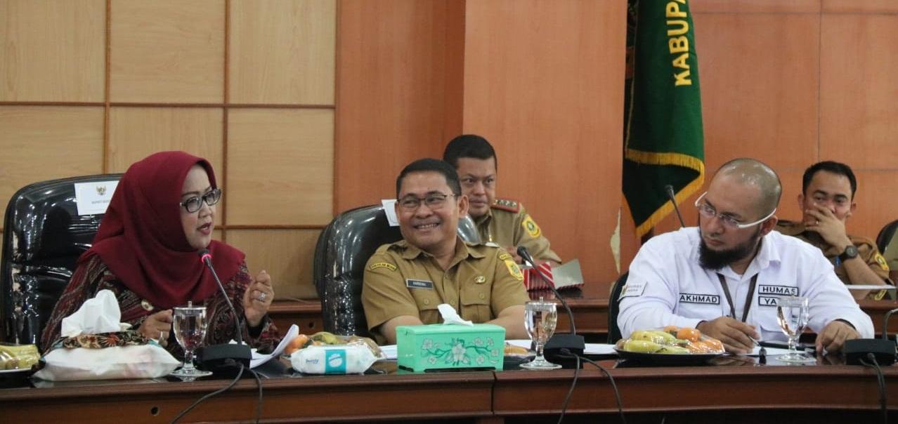 Bupati Bogor : Peran PPID Sangat Penting Dalam Menciptakan Optimalisasi Keterbukaan Informasi Publik