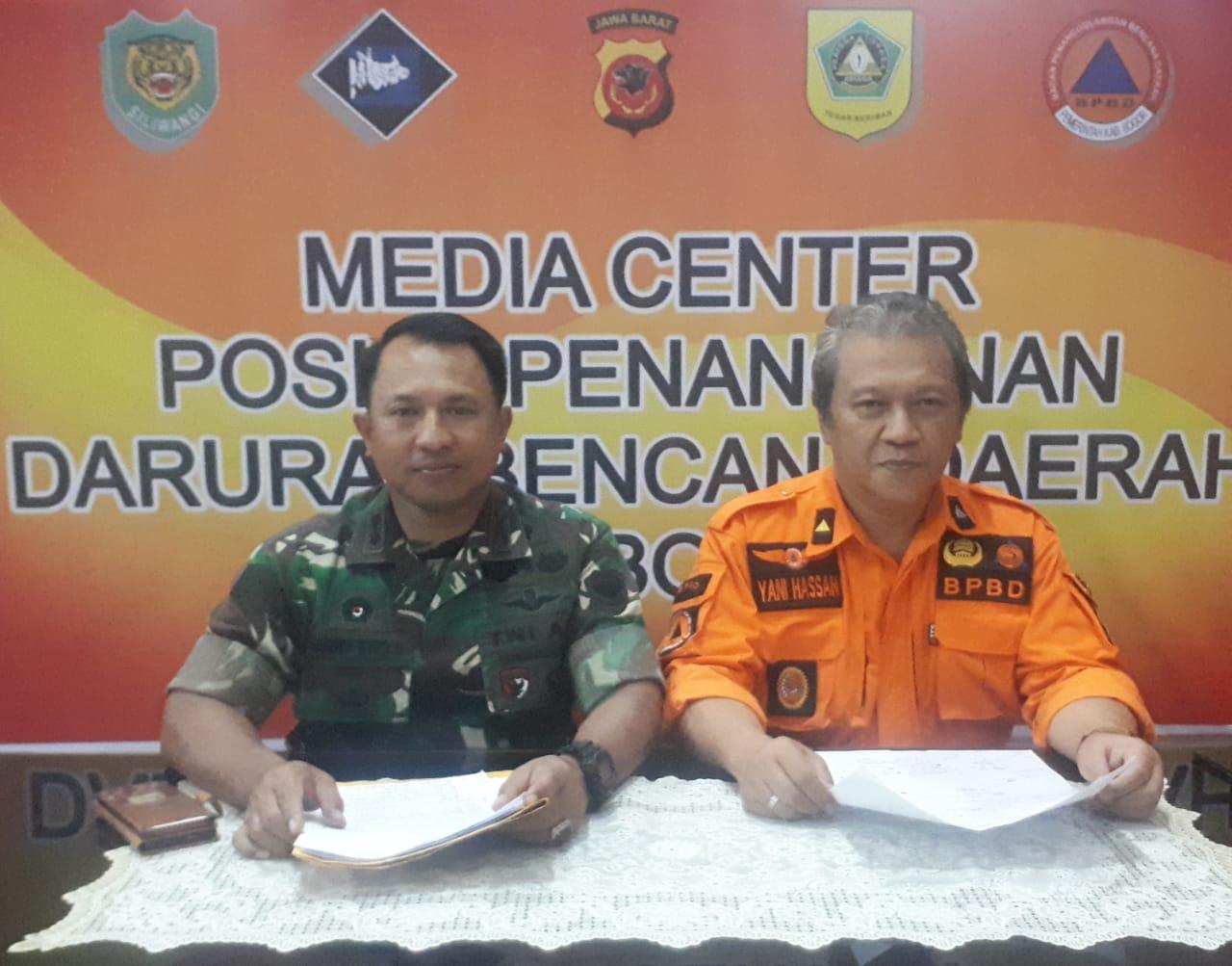 Update Terbaru : Posko Utama Penanganan Bencana Alam Kabupaten Bogor