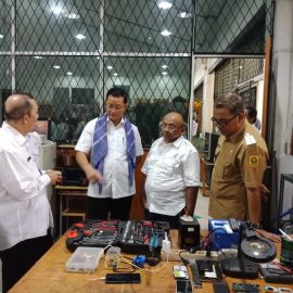 Dampingi Menteri Sosial di Balai Besar Rehabilitasi, Wabup Usulkan Lebih Banyak Bantuan untuk Kabupaten Bogor
