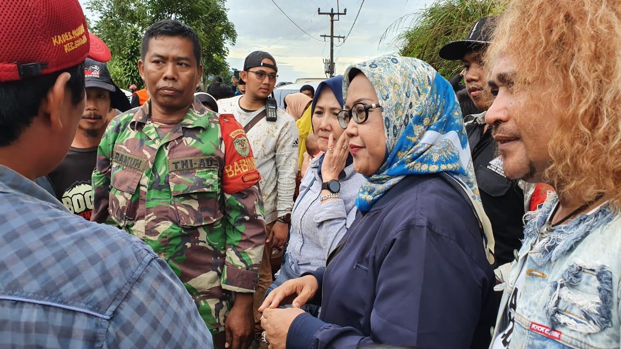 Bupati Bogor kawal langsung Pelaksanaan Pembukaan Akses Jalan menuju dua Desa Terisolir yang tersisa , Cileuksa dan Cisarua