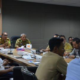 Kembangkan Kota di Bogor Utara Pemkab Bogor Mantapkan Kesiapan Bangunan Jalan Lingkar Gunung Sindur