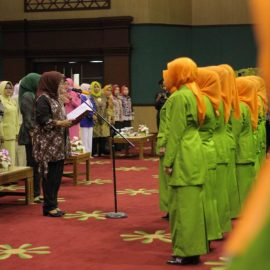 Bupati Bogor Melantik Pengurus GOW Periode 2019 – 2024