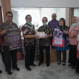 Galang Donasi Bentuk Solidaritas ASN Untuk ASN Kesehatan Dukung Penanganan Corona